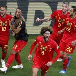 Belgium beats Japan