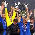 Juventus 1996 Champions League Winners