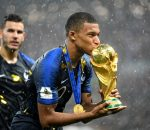 Kylian Mbappe, World Champion