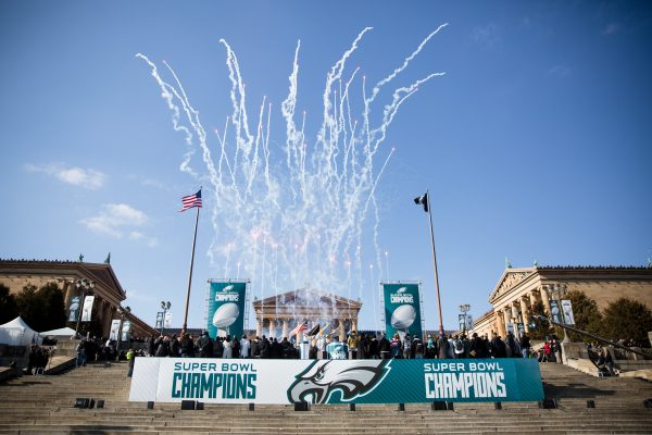 Philadelphia Eagles Super Bowl Champions