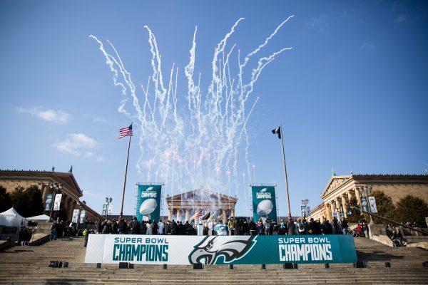 Philadelphia Eagles Super Bowl Champions