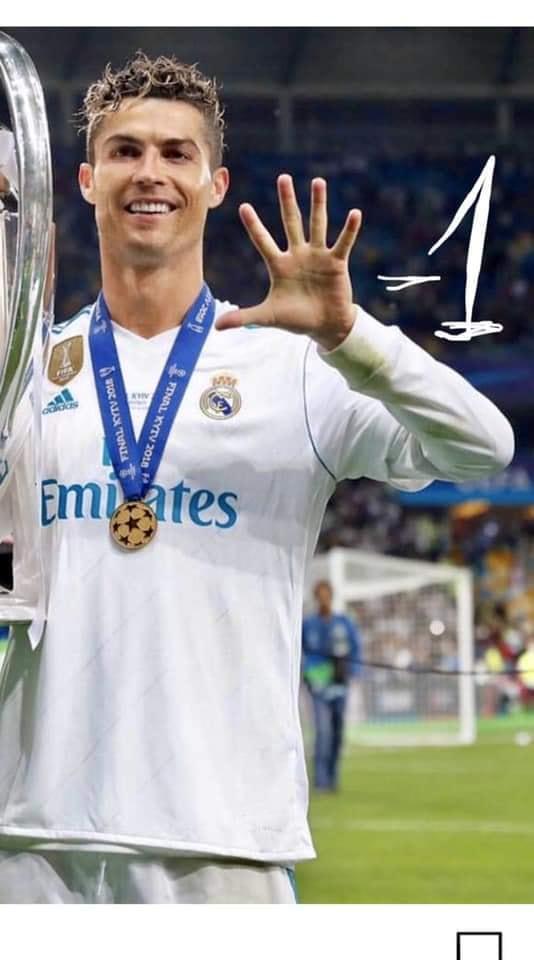 Ronaldo 5-1 meme