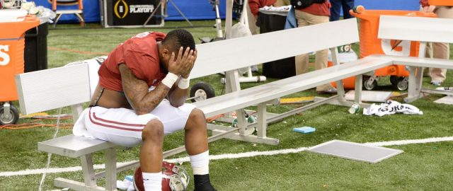 Alabama lose to Ohio State