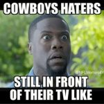 Cowboy Haters Still in Shock