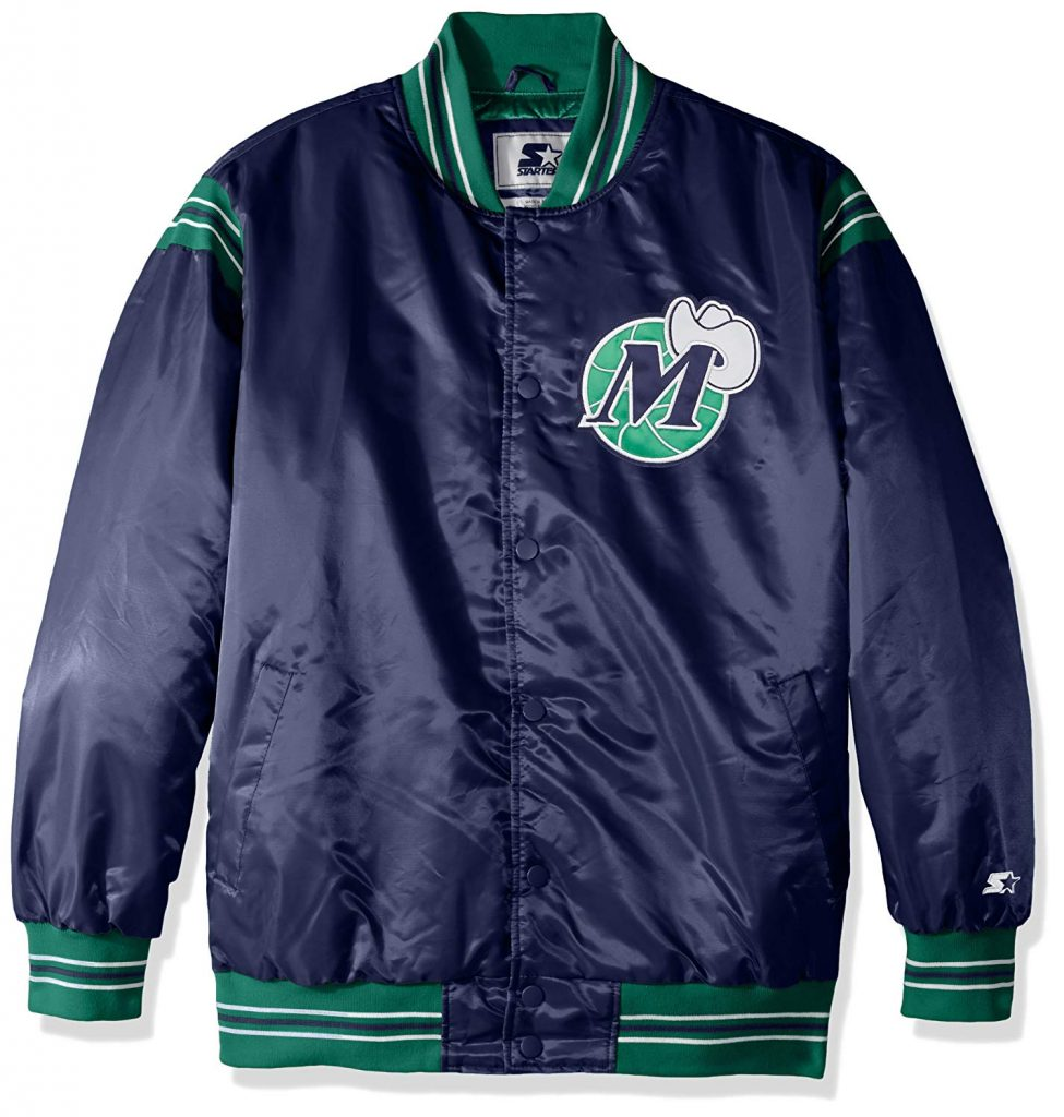 Dallas Mavericks Enforcer Retro Jacket