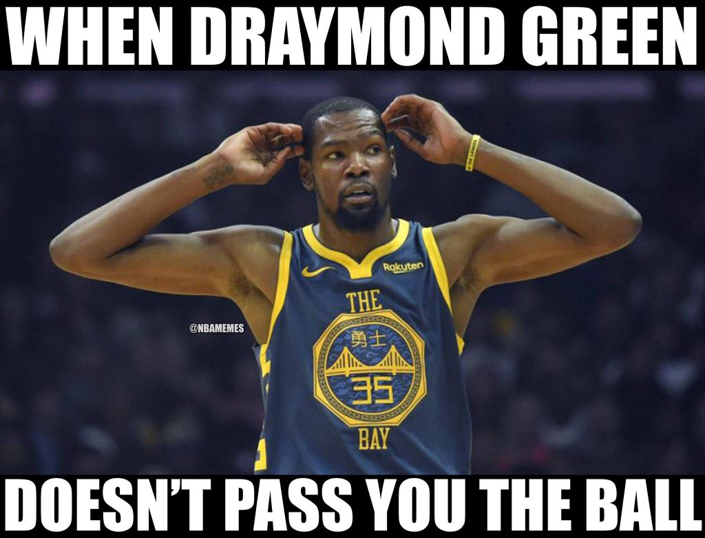 Dray Didn't Pass