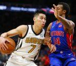 Jeremy Lin Hawks