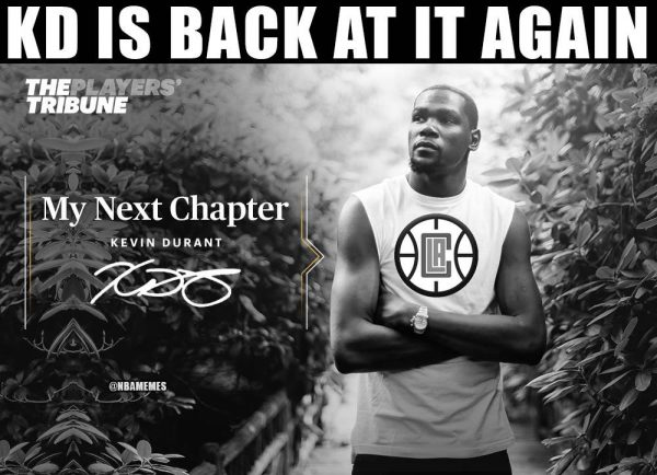 KD Next Chapter Clippers