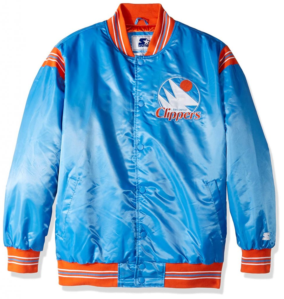 Los Angeles Clippers Enforced Retro Jacket