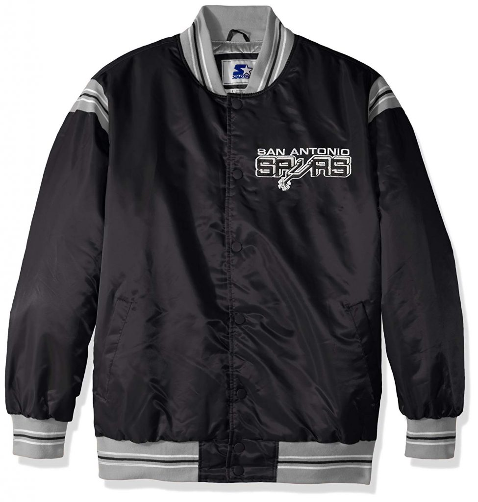 San Antonio Spurs Enforcer Retro Jacket