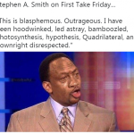 Stephen A Smith Crying Jordan