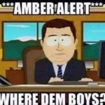 Amber Alert Cowboys