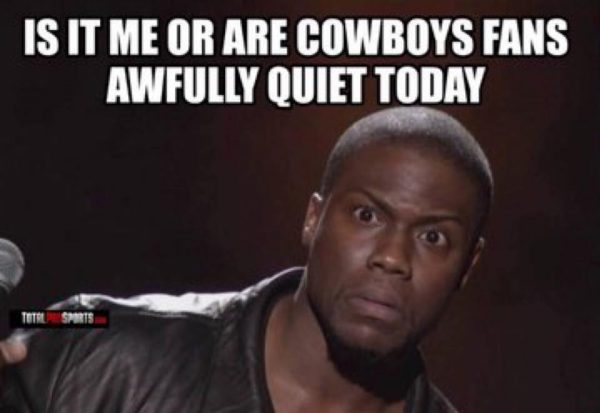 Awfully Quiet