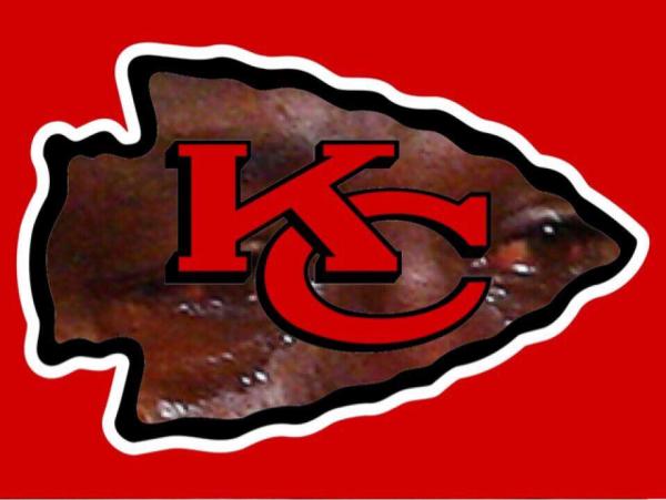 Chiefs logo crying jordan