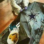 Cowboys Killed Eagles