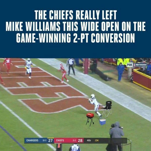 Crap Chiefs Defense