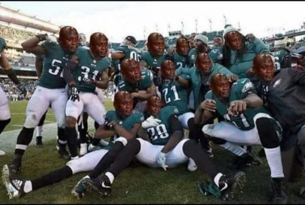 Eagles Dynasty RIP