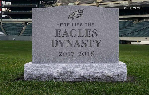 Eagles Dynasty RIP