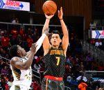 Jeremy Lin vs Pacers