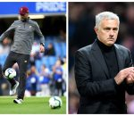 Jurgen Klopp, Jose Mourinho