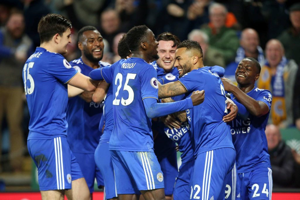 Leicester beat Manchester City
