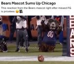 Bears Mascot Crying Jordan