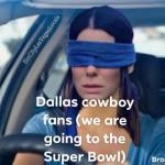 Birdbox Cowboys Fans