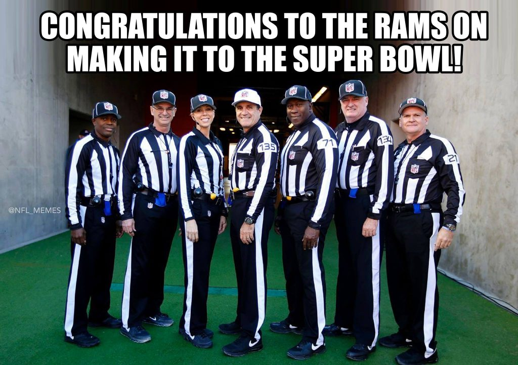 Congrats to the Rams