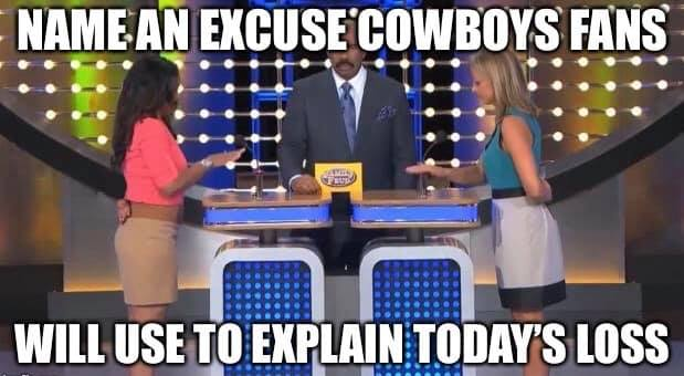 Cowboys Family Feud