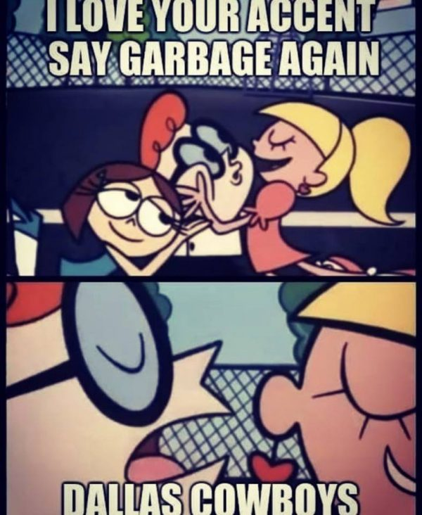Cowboys Garbage