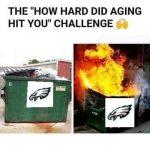 Eagles Aging Challenge