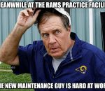 New Rams Employee