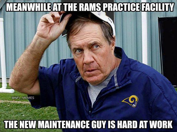 New Rams Employee
