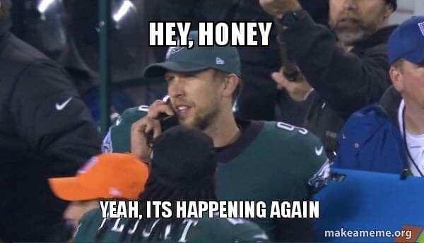 Nick Foles Hey Honey