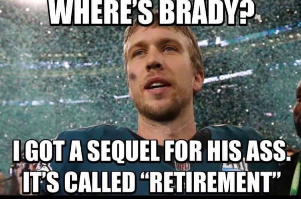 Nick Foles Sequel