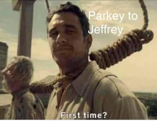 Parkey to Jeffery