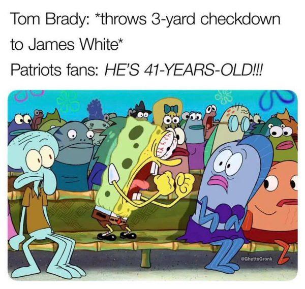 Pats Fans