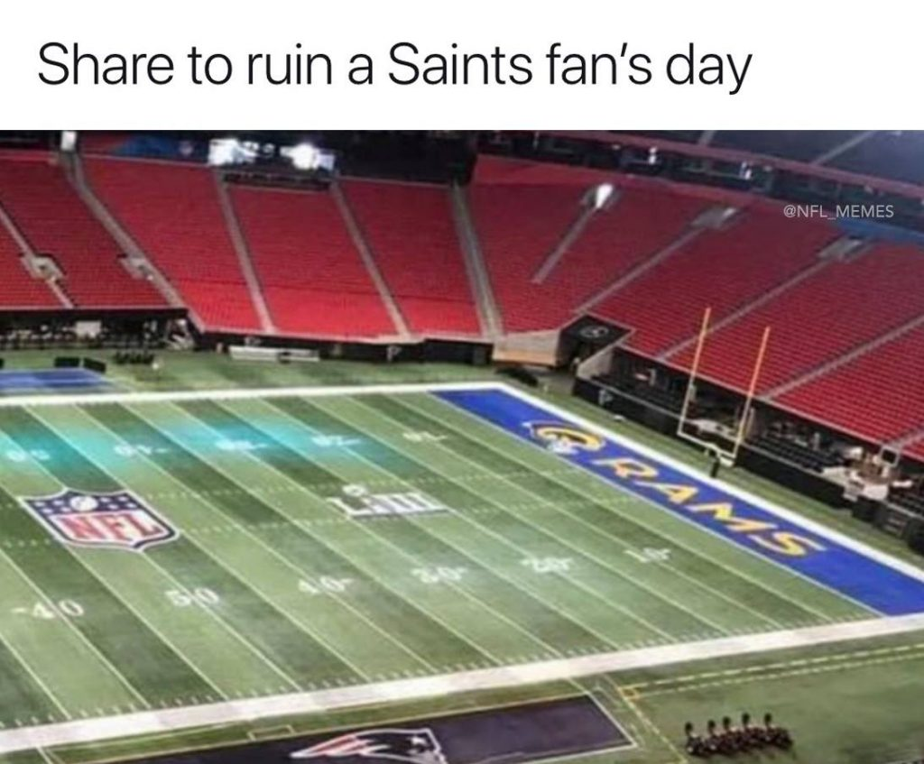 Ruin a Saints Day