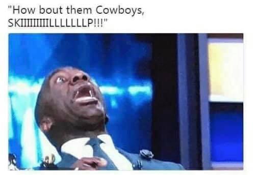 Can't Blame Romo