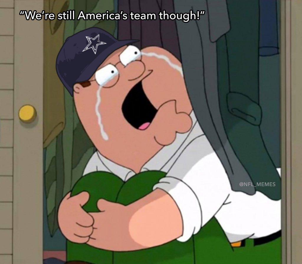 Still America's Team