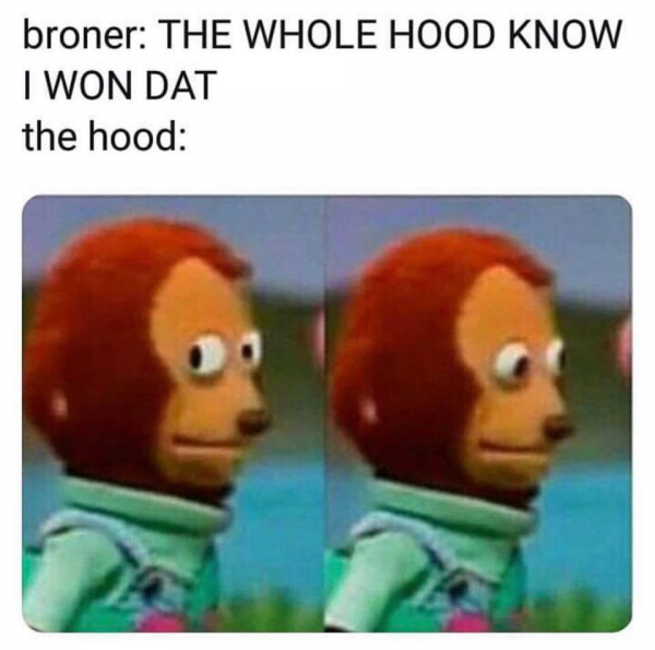 The hood ignoring Adrien Broner