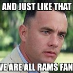 We're All Rams Fans