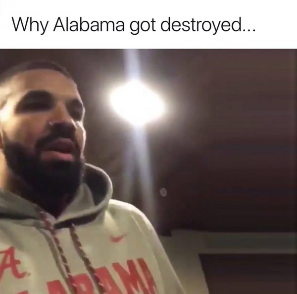Why Alabama Lost