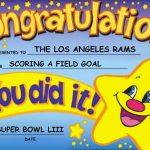 Congrats Rams
