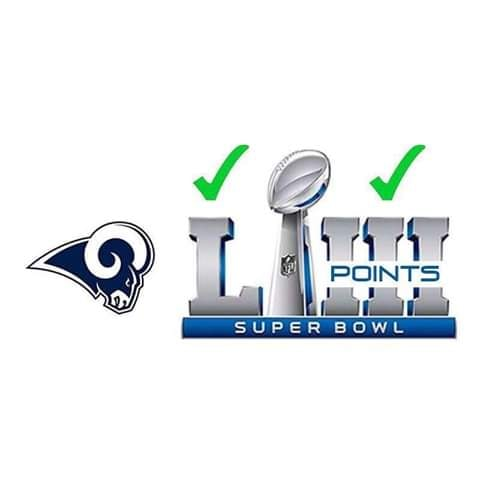 Rams 3 Super Bowl Points