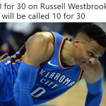 10 for 30 Westbrook