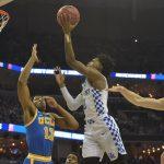 De'aaron Fox vs UCLA