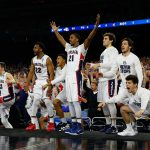 Gonzaga going to elite 8
