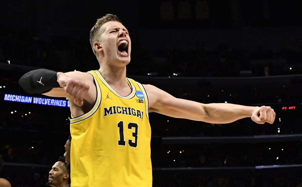 Moe Wagner Michigan