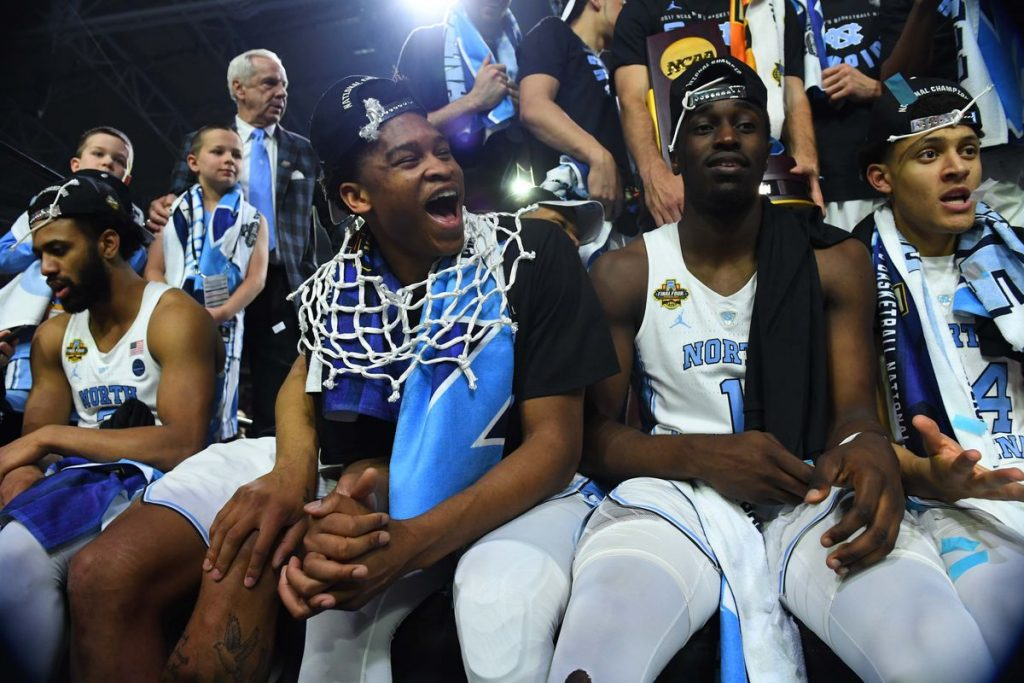 North Carolina Tar Heels 2017 National Champions